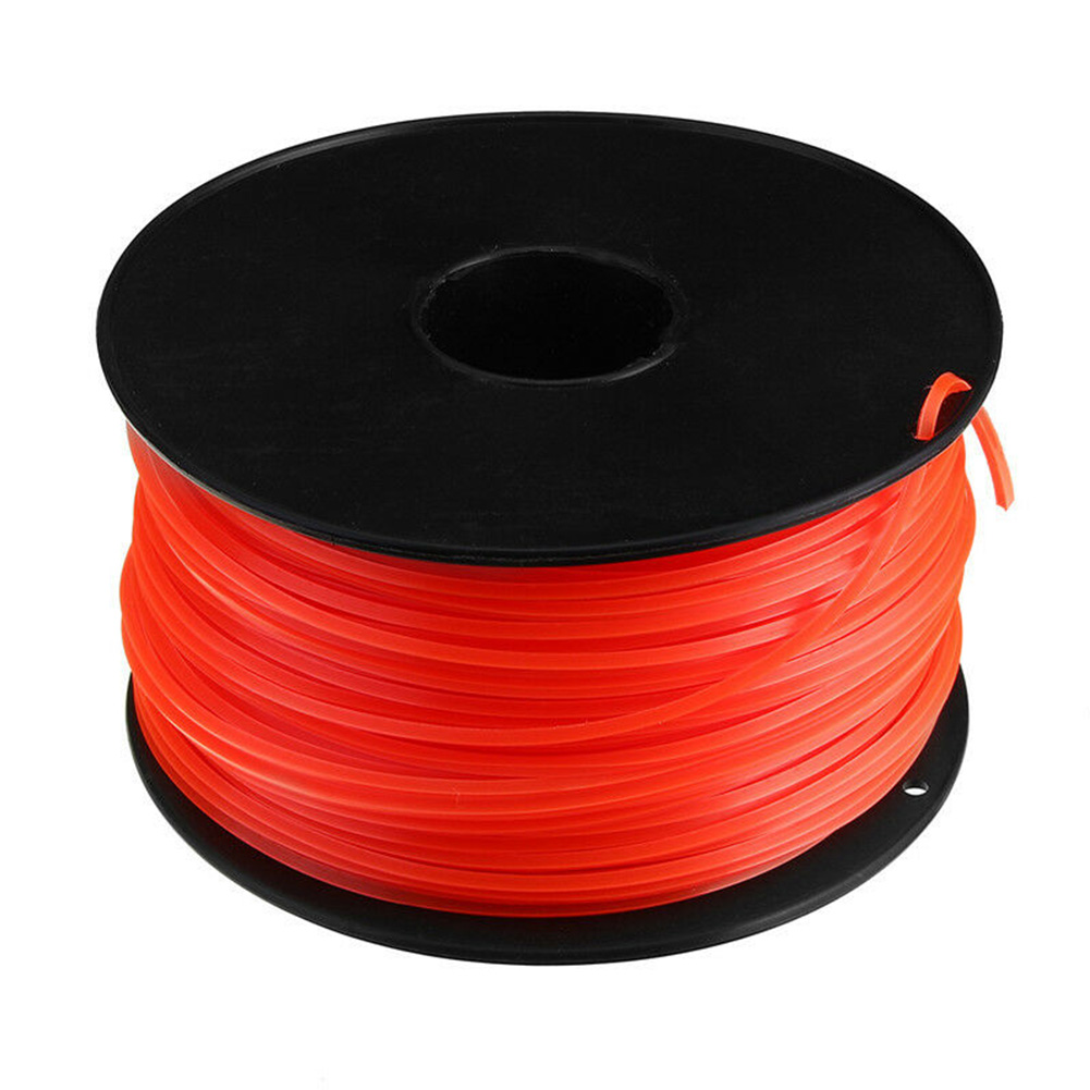 Agriculture 2.7mm Grass Cutting Lawn 15/50/120m Garden Square Accessories Wire Tools Nylon Rope Trimmer Line Universal