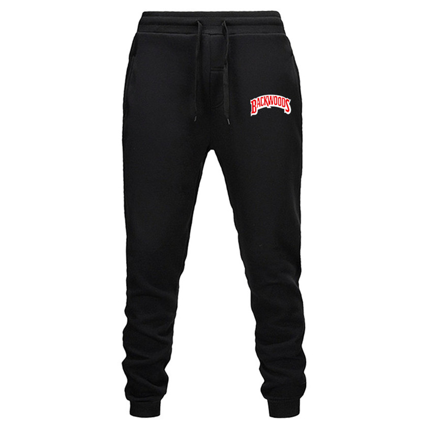 Backwoods Honey Berry Blunts Unisex Man Pants Funny Cotton Casual Print Pant Plus Size Tracksuit 2019 Men Thermal Sportswear