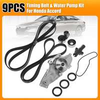 1 Set Timing Belt Water Pump Kit 14400 RCA A01/19200 RDV J01/91213 R70 A02 For Honda for Odyssey for Accord For Aacura MDX RL