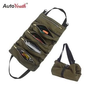 Image 1 - Car Multi functional  Backseat Storage Bag Multi pocket Car Organizer Car Storage Hanging Bag Universal Auto Seat Organizer