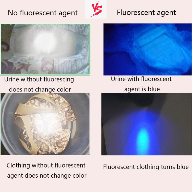 Hot Fluorescence Flashlight UV Flashlight Ultraviolet Flashlight For Money Detector Leak Detector Pet Urine Stain Scorpion Light in Outdoor Tools from Sports Entertainment
