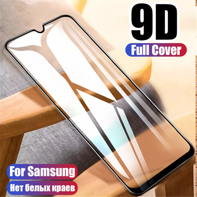 9D Protective <font><b>Glass</b></font> on For <font><b>Samsung</b></font> Galaxy <font><b>A50</b></font> A10 A30 A40 A20 A60 Screen Protector For <font><b>Samsung</b></font> A70 A80 A90 <font><b>Glass</b></font> M10 M20 M30 M40 image