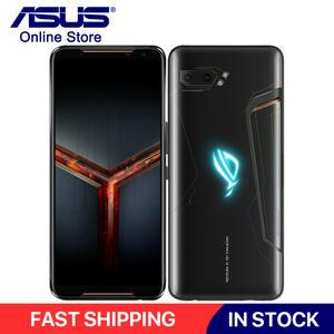 Asus Snapdragon 855 ROG Phone 2-Zs660kl 128GB LTE/GSM/WCDMA/CDMA NFC Quick Charge 4.0
