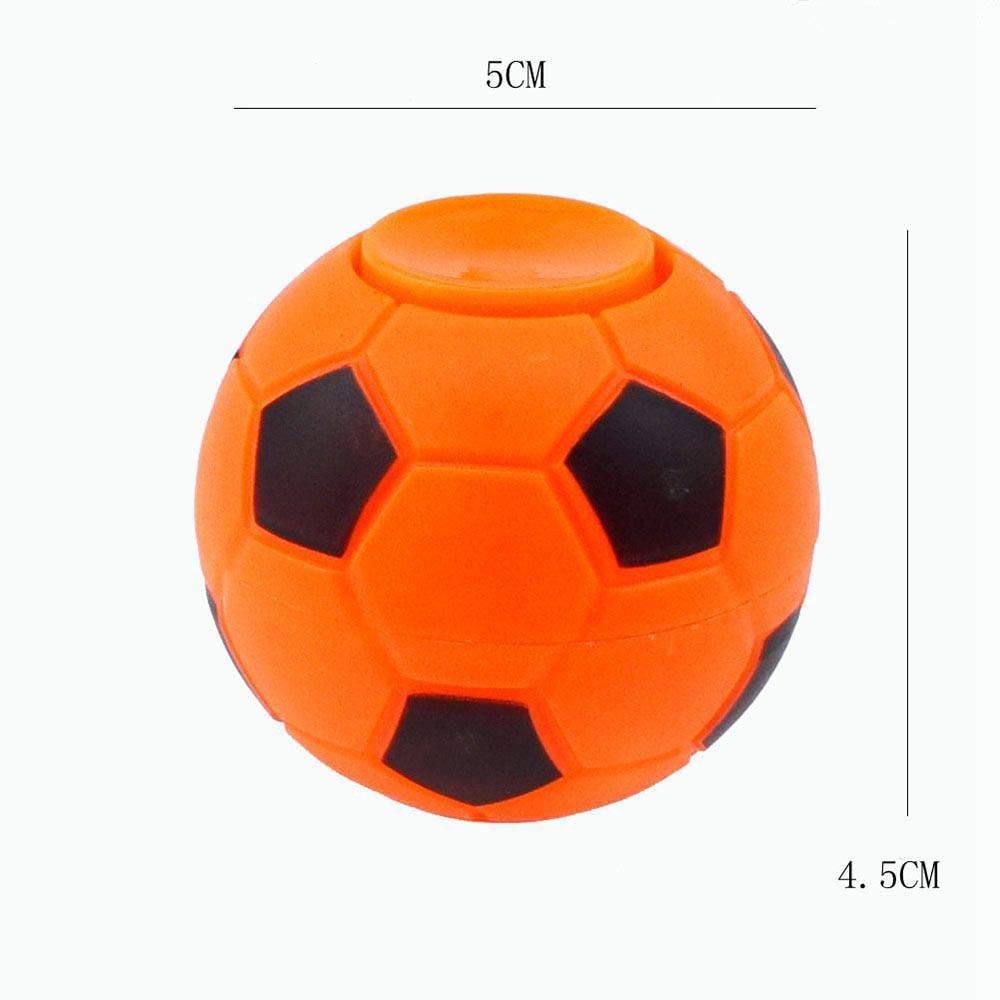 Gyro Toy Football-Game Hand-Spinner Finge Anti-Stress Focus-Adhd Mini Edc New 1pcs Hot-Sale img5