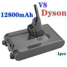 Aspirateur Dyson V8 batterie absolument rechargeable/moelleux/animal/Li ion, 2020 , 12800mAh V8, nouveau 21.6