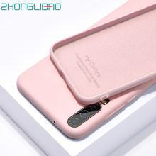 Silicone Case for Huawei P20 Lite P30 P20 Mate 20 10 9 Pro Lite Nova 3 3i 3e 4 4e 5i P10 Honor 20 9x Pro 10 8x P Smart Plus 2019(China)