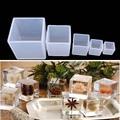 Cube Silikon Form Harz Casting Mould Für DIY Kristall Epoxy Harz UV Kerze Seife Hause Dekoration Harz Handwerk, Der Werkzeuge