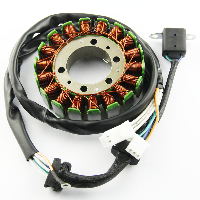 Magneto Generator Stator Coil for Yamaha XT600 XT600E XT400E XT500E TT600 TT600R TT600E XTZ660 Tenere 3TB 81410 00 3YF 81410 00 in Motorbike Ingition from Automobiles Motorcycles