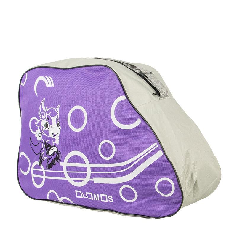 2019 NEW Kids Ice Inline Roller Skate Shoes Bag Helmet Portable Carry Shoulder Bag Oxford Waterproof 40x25x27cm