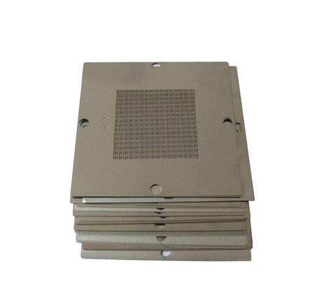 90 X 90mm Bga Stencil Kit For Laptop Universal Reballing10pcs /set