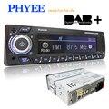 DAB Plus автомобильное радио 1 Din Bluetooth A2DP RDS FM USB MP3 аудио плеер управление приложением TF ISO стерео приемник головное устройство PHYEE 1089DAB