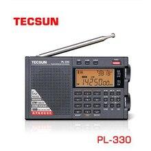 Новинка 2020, яркое радио Tecsun, FM /LW/SW/MW-SSB, универсальное радио, портативный Радиоприемник Tecsun pl330
