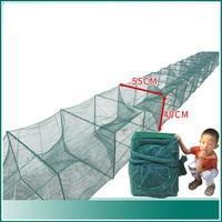 Fishing Net Multifunctional Portable Nylon Fishing Nets Crab Crayfish Lobster Catcher Live Trap FoldableFish Net Fishing Tackle