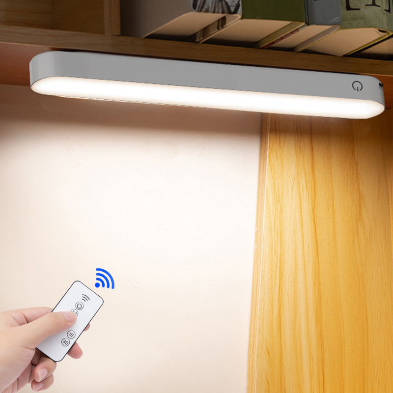 Bathroom Lighting Table-Lamps Dimming Cabinet Led-Eye-Protection Living-Room Wireless-Touch