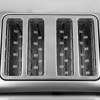 Automatic Toaster Household Toast Machine 4 Slices Breakfast Machine Toaster Stove Equipment THT-3012B 3