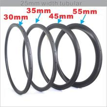 Carbon-Rims 50mm Light-Weight Road-Bike Tubular 75mm-Profile 55mm 38mm 45mm 30mm 35mm