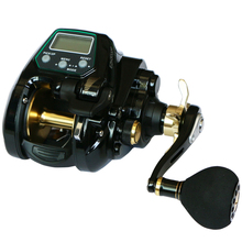 free shipping ecooda Electric reel  Motor imported from Japan Electric counter wheel  Left hand, right hand  Bearing number 11