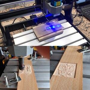 Image 5 - CNC 3018 PRO Laser Engraver Wood CNC Router Machine GRBL ER11 Hobby DIY Engraving Machine for Wood PCB PVC Mini CNC3018 Engraver