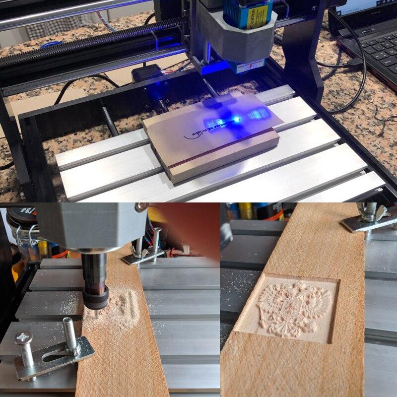 YOHUIE CNC 3018 Pro Laser Cutter/3Axis CNC Machine 4