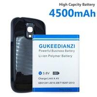 4500mAh Battery For Samsung Galaxy S3 mini i8190 I8190N s3mini Mobile Phone Battery EB425161LU +Free Bateria Door Case Cover