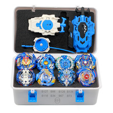 Beyblade Burst Set Arena B-145 B-144 Bayblade Metal Fusion Fighting Gyro 4D Launcher Spinning Top Bey Blade Toy(China)