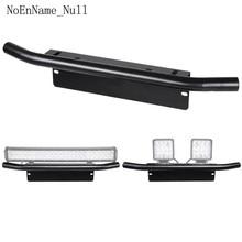 лучшая цена Front Bumper License Plate Holder Mount Bracket Off-Road Vehicle LED Light Modified License Plate Stand