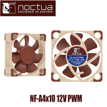 Noctua NF-A4x10 12V 4Pin PWM Cooling fan 4010 (40*40*10mm) SS02 3D printer quiet Fan For Computer cooler cooling