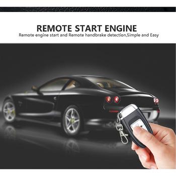System alarmowy samochodu bezpieczeństwo przycisk zdalny przycisk rozruchu zatrzymania silnika zamek RFID wyłącznik zapłonu bezkluczykowy rozrusznik + Audi klucz zdalny tanie i dobre opinie CN (pochodzenie) keyless starter system Dropshipping Wholesale Adequate