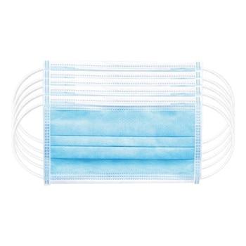 Mascarilla de protección sólida desechable de 3 capas para adultos y hombres, mascarilla desechable, 3 capas