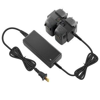 Cargador de batería para Dron DJI Spark paralelo de carga rápida Hub para DJI SPARK 4in1 accesorio inteligente de administrador de Batería de Vuelo