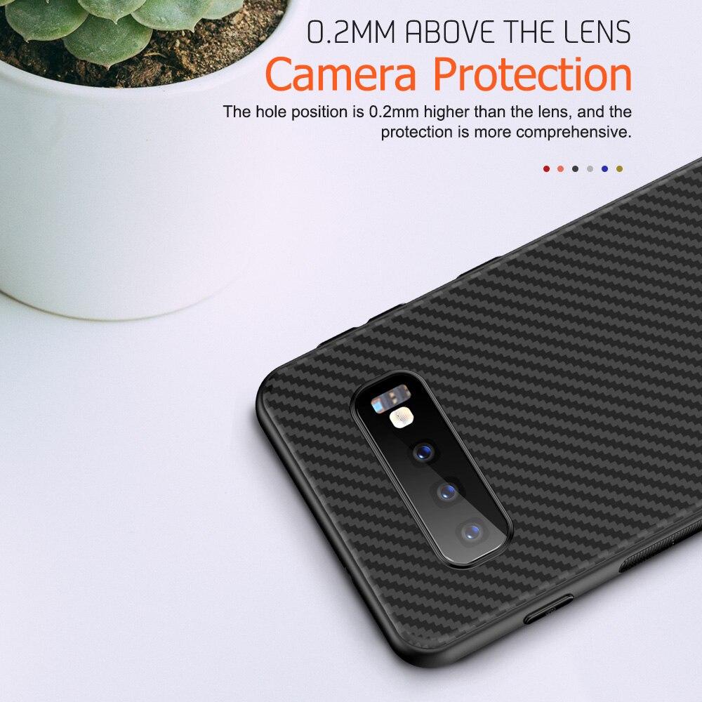 Нескользящий чехол для Samsung Galaxy S8 S9 S10 Plus A6 A7 A9 2018 M10 M20 M30 Note 9 10 A10 A20 A20E A30 A30S A40 A50 A50S A70 Мягкий противоударный чехол для мобильного телефона-3