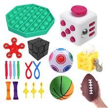 Extrusion jouets de décompression jouet éducatif, enfants éducation coffre-fort cadeau Cube clé Playmate 7-14 ans