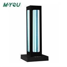 Household UV Sterilizer 100W UV Lamp 110V 220V Portable Ultraviolet Lamp Virus Disinfection Quartz Lamp 60W Germicidal UVC Light