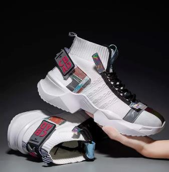 Shoes Men Sneakers Summer Zapatillas Deportivas Hombre Fashion Breathable Casual Shoes Sapato Masculino Krasovki Mens Shoes