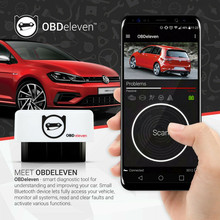 OBDeleven Original Genuine OBD2 Diagnostic Tool For VW Supports Android For Volkswagen/Audi/Seat/Skoda Can Be Use PRO Version