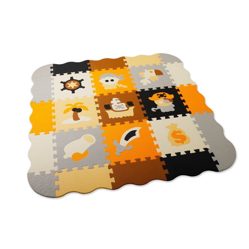 EVA Foam Play Mat with Fence Baby Puzzle Jigsaw Floor Mats Thick Carpet Pad Toys For EVA Foam Play Mat with Fence Baby Puzzle Jigsaw Floor Mats Thick Carpet Pad Toys For Kids Educational Toys Activity Pad