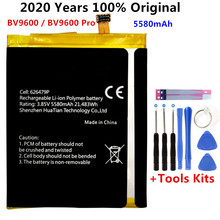 100 oryginalny nowy 10000mAh BV9600 baterii dla Blackview BV9600 BV9600 Pro telefon najnowsza produkcja baterii + narzędzia tanie tanio VBNM Powyżej 5000 mAh CN (pochodzenie) BV9600 BV9600 Pro