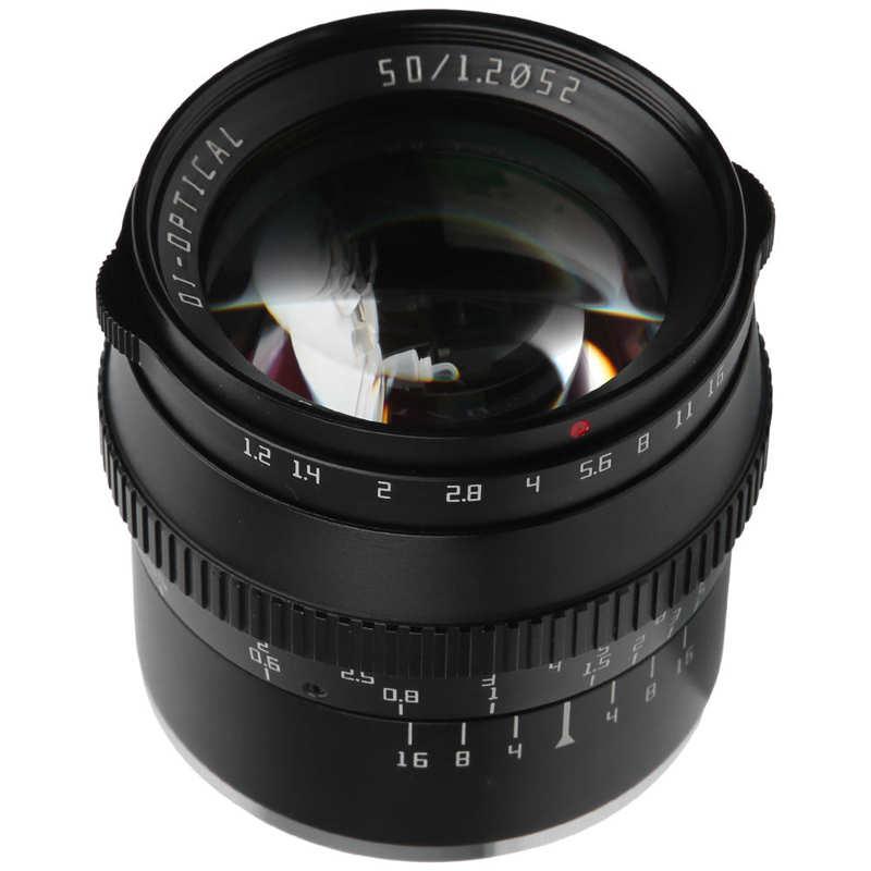 TTArtisan 50 мм F1.2 FX Mount объектив с широкой диафрагмой объектива Камера объектив для цифровой фотокамеры Fuji X-T4/X-T3/X-T30/X-S10 Камера