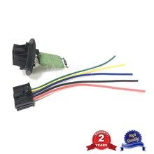 Воздуходувы нагреватель резистор провода жгута Разъем для peugeot 206 307 Citroen C3 Xsara 6450JP
