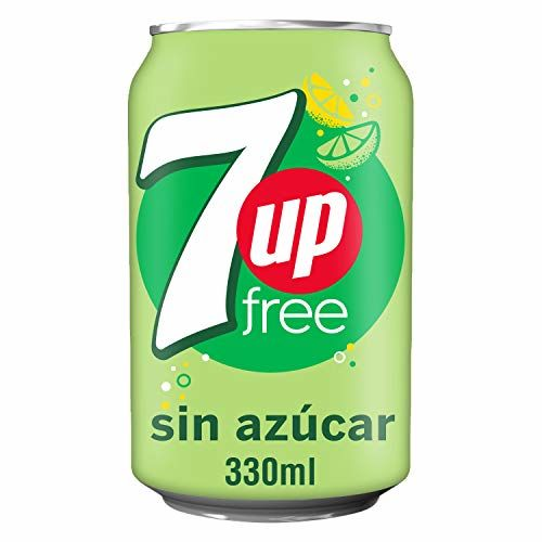 Britvic Soft Drinks Ltd Seven Up Light Cans 330Ml
