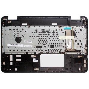 Image 2 - الولايات المتحدة لشركة آسوس G551 G551J G551JK G551JM G551JW G551JX G551VW G551V لوحة مفاتيح بإضاءة خلفية لوحة المفاتيح Palmrest الغطاء العلوي/حافظة سفلية