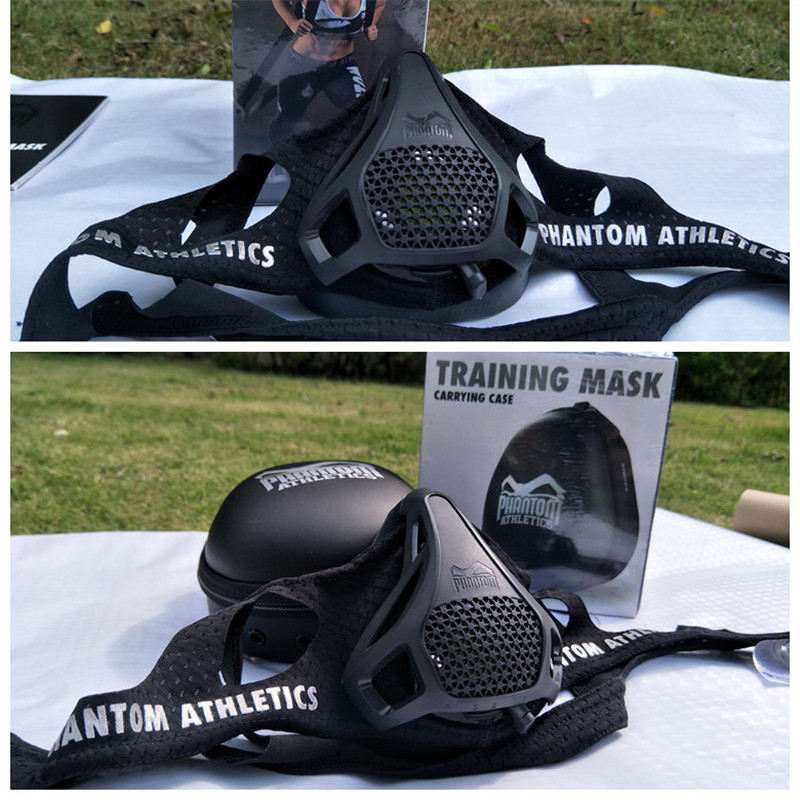 Simulated High Altitude Altitude Self-Physical Fitness Training Mask Cardiopulmonary Resistance Control Anaerobic Vital Capacity