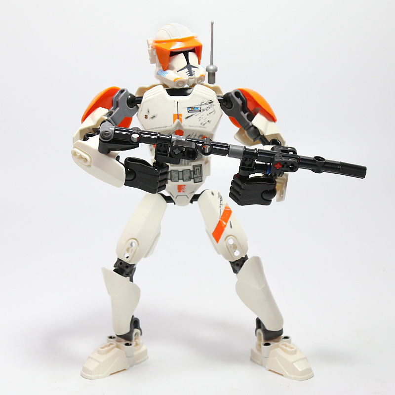 Blocks Star Wars Buildable Action Figure 11