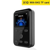 X10 With 64G TFcard
