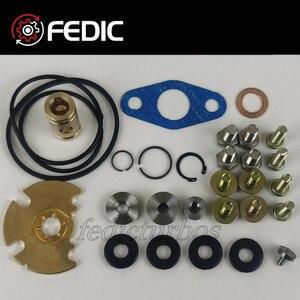 Image 2 - Turbolader reparatur kit GT1749V 454231 5010S Turbo kits für Audi A4 A6 Skoda Superb I VW Passat B5 1,9 TDI 74Kw 85Kw ATJ AJM AVB