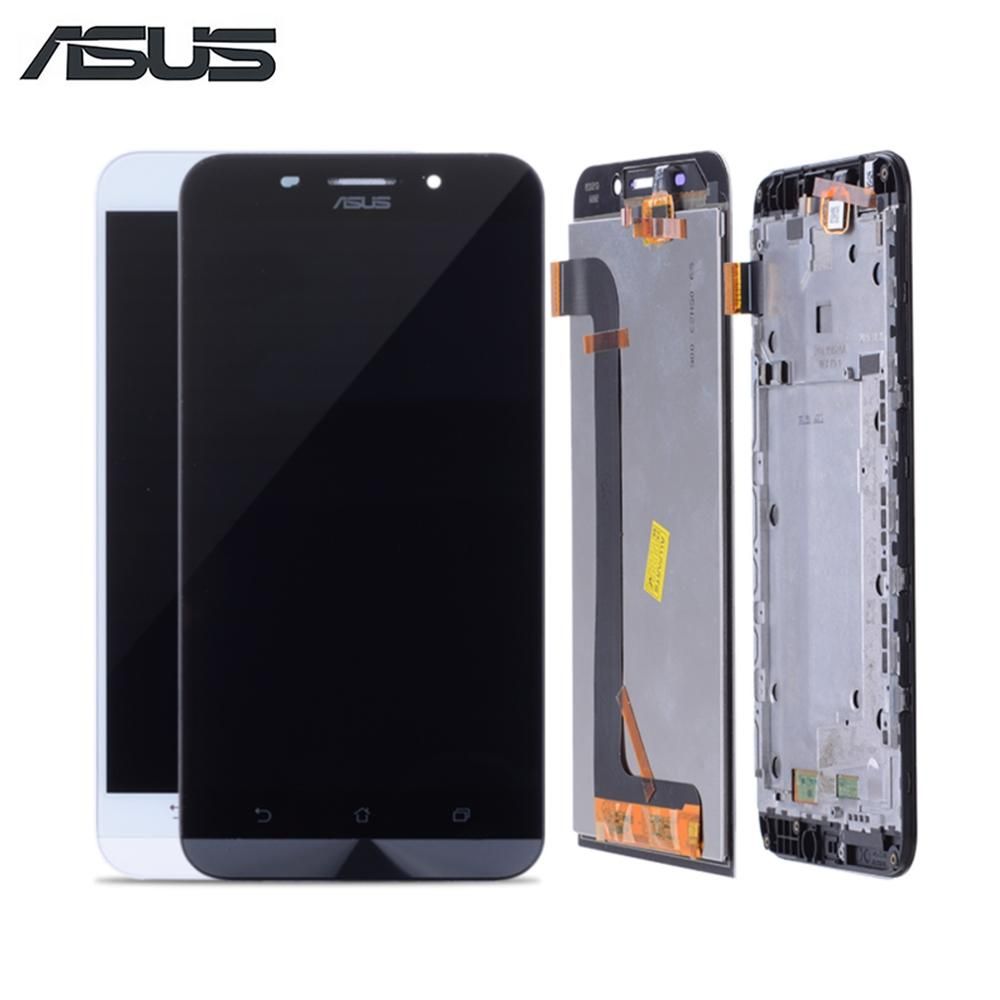 Original 5.5'' LCD For <font><b>ASUS</b></font> Zenfone Max ZC550KL Display Touch Screen For <font><b>ASUS</b></font> Zenfone Max LCD ZC550KL Display <font><b>Z010DA</b></font> image