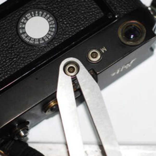 9 個除去修復レンチクランプツールキットフラッシュソケットリングスパナライカ M シリアル