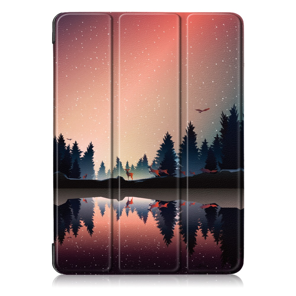 Foldable Cover 2020 Case Pro Stand for 11 Leather Apple iPad Case PU 11 iPad for Pro