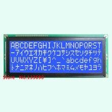 Größere LCD 2004 20*4 20x4 größte charakter große größe 204 blau screen character lcd display modul 146*62,5mm wh2004l AC204B