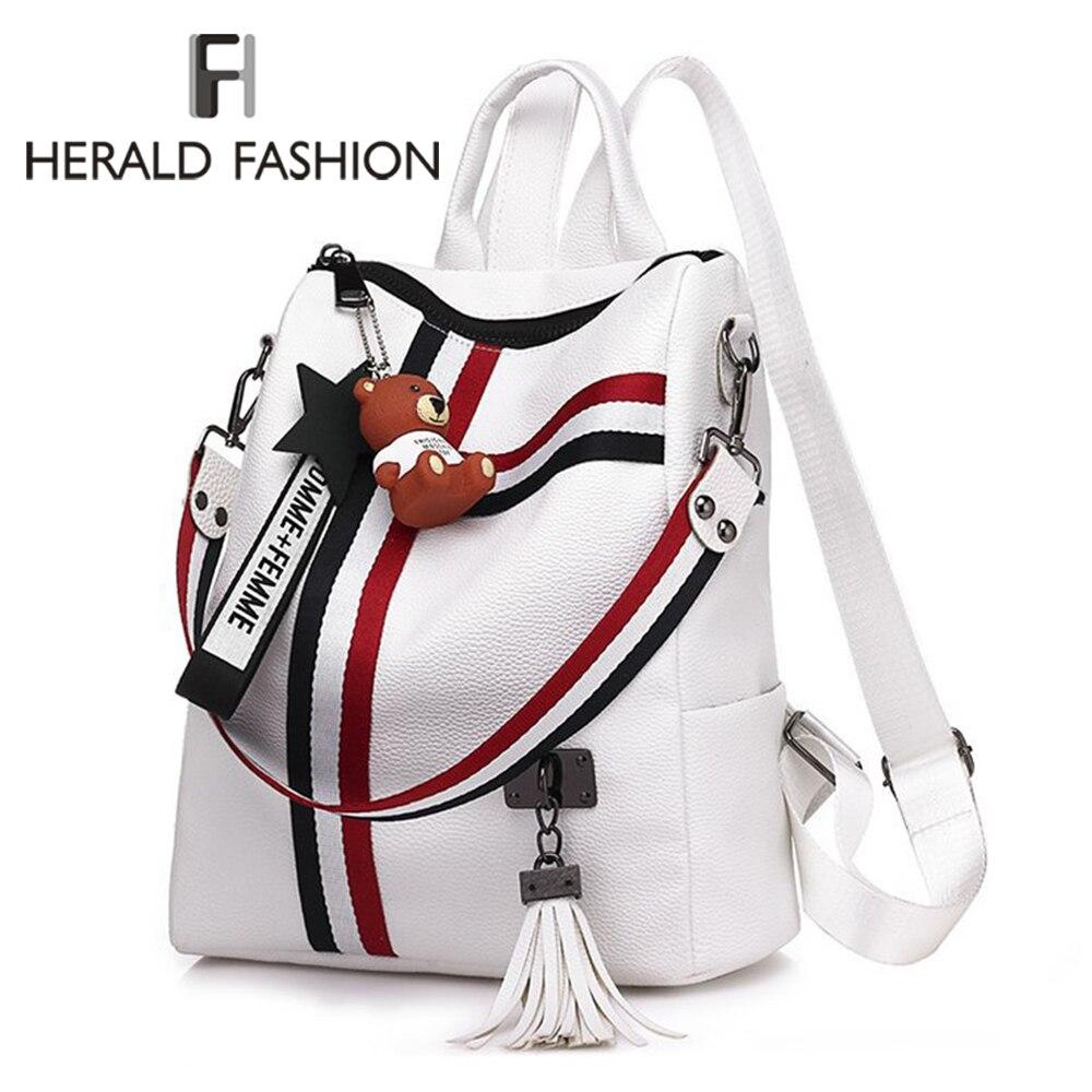Новинка 2020, женские сумки, Ретро стиль, модный женский рюкзак на молнии, искусственная кожа, высокое качество, школьная сумка, рюкзак на плечо для молодежных сумок| | | АлиЭкспресс